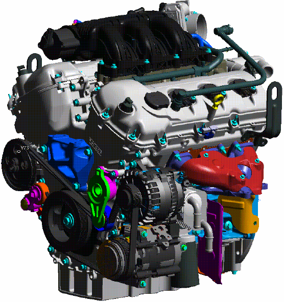 Ford Duratec V6 Versions
