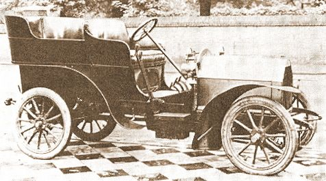 The Whitlock company, cars 1903