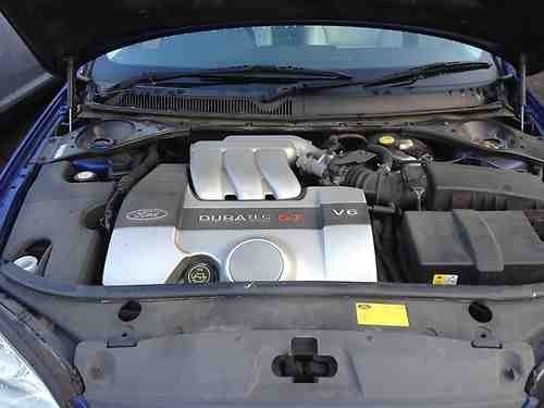Ford Mondeo V6 engine