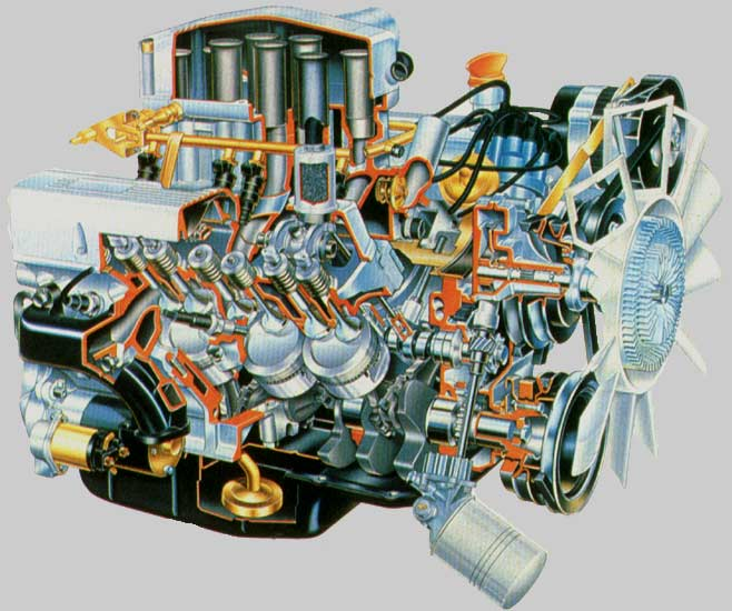 Rover Engines Rover V8 Engine