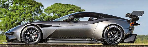 Aston Martin Aston Martin Vulcan 2015