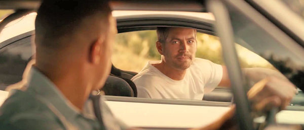 Paul Walker fast and furious 7 ending