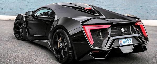W Motors W Motors Lykan Hypersport 2013 2016
