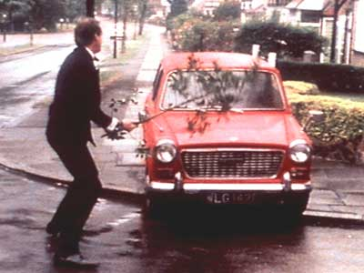 1967 Austin 1100 Countryman MkI ADO16 in Fawlty Towers, TV Series