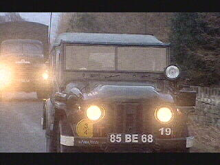 1952 Austin Champ in Heartbeat, TV Series (ITV)