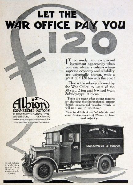 Albion Commercial vehicle