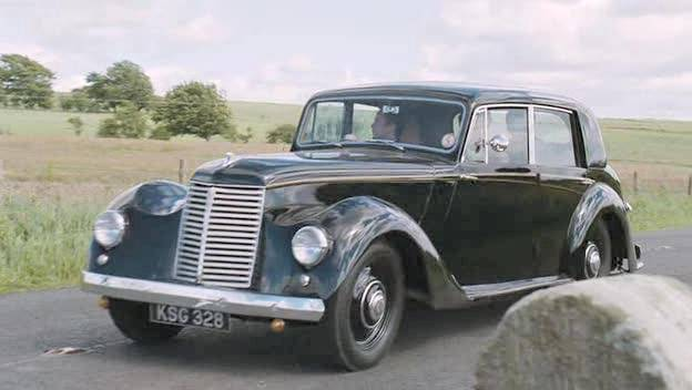 Armstrong Siddeley Whitley in Stone of Destiny