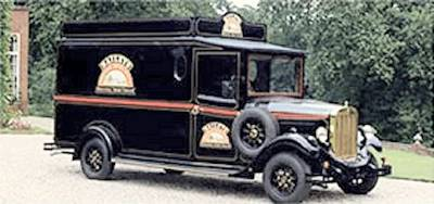 Asquith Shire van