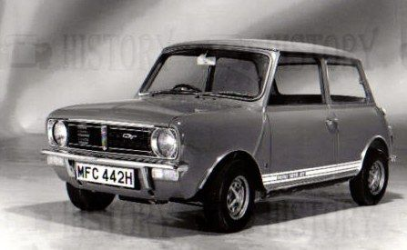 Mini Clubman and 1275GT car history