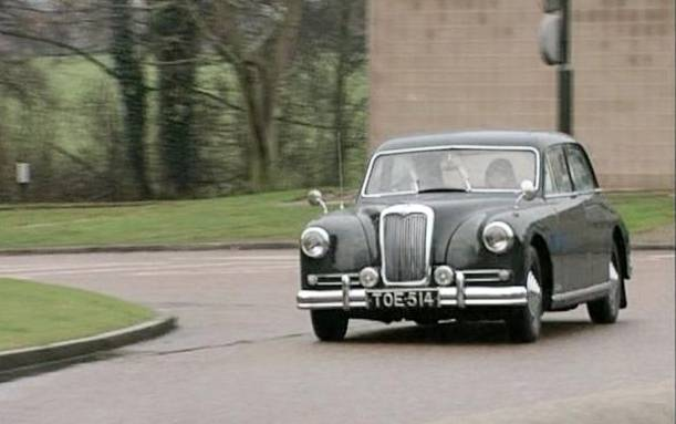1956 Riley Pathfinder in The Chief, TV Series,