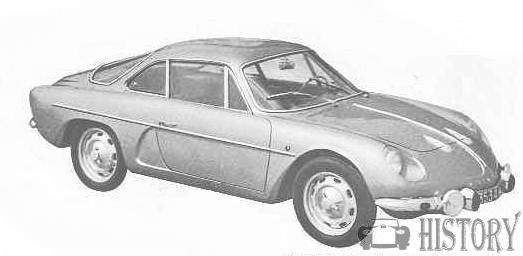 1967 Renault Alpine Berlinette