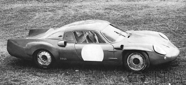1968 Alpine Gordini Race Car