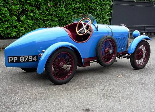 AMILCAR-CGSS-1927-side view