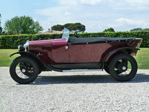 Amilcar-C4-1924-side view