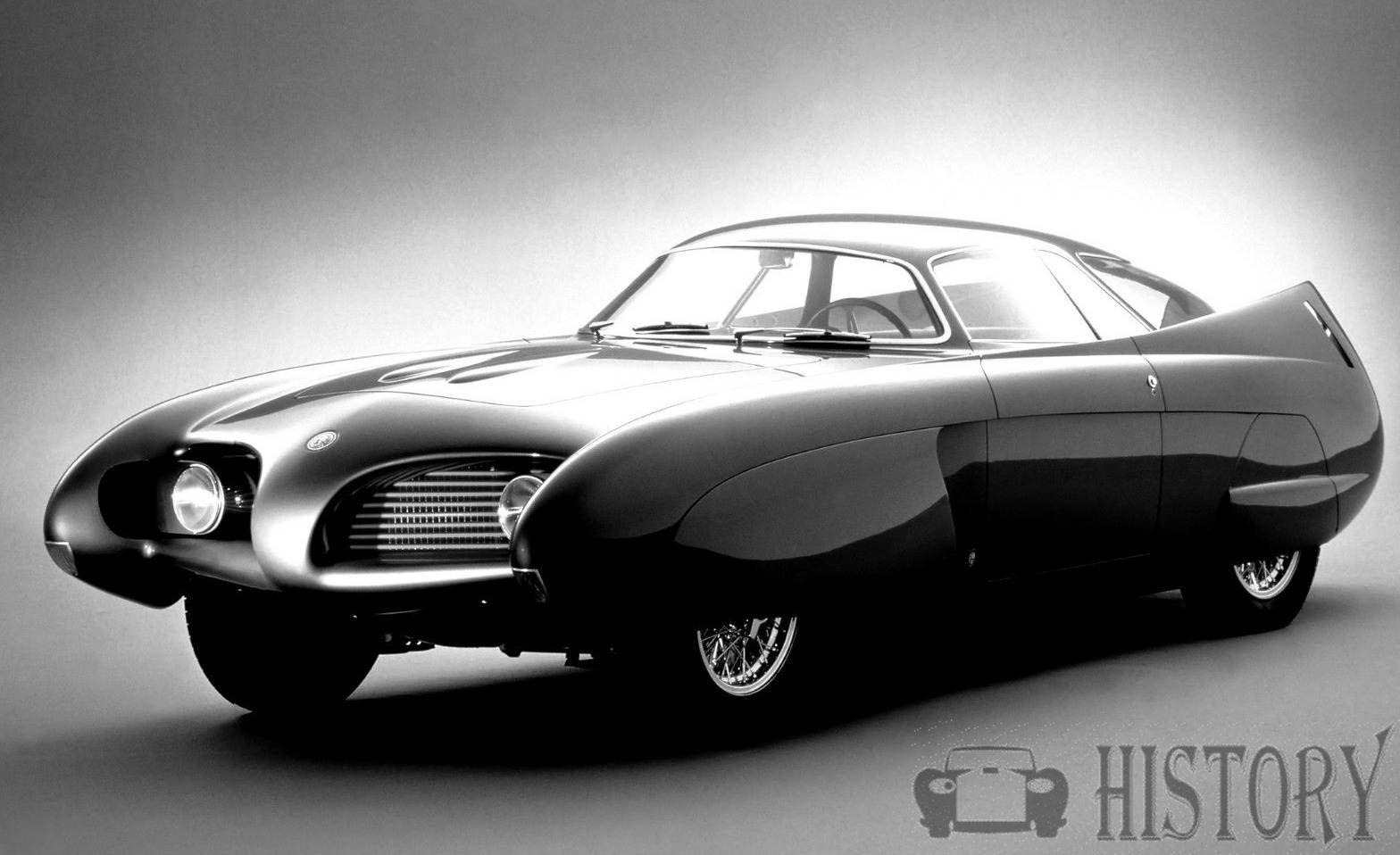 Alfa romeo alfa romeo concept cars - Mobeldesigner italien ...