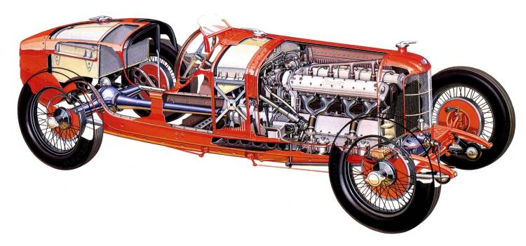 1924_Alfa_Romeo_P2-x-ray-view