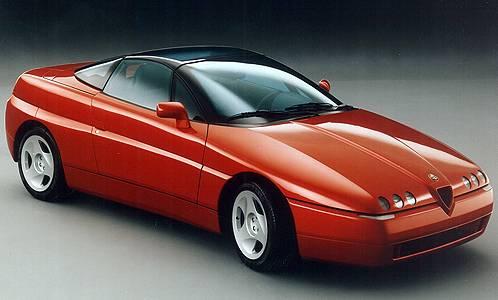 Alfa Romeo Alfa Romeo Proteo Concept 1991