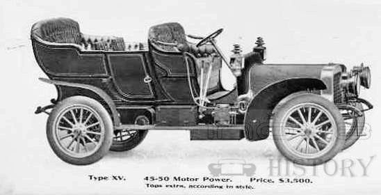 1906 Acme Type XV Automobile