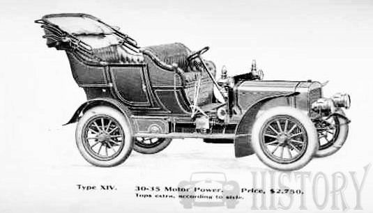 1906 Acme Type XIV Automobile