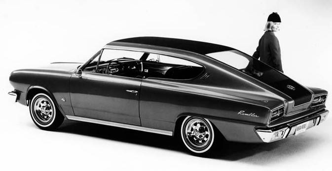AMC Rambler Tarpon concept car side view