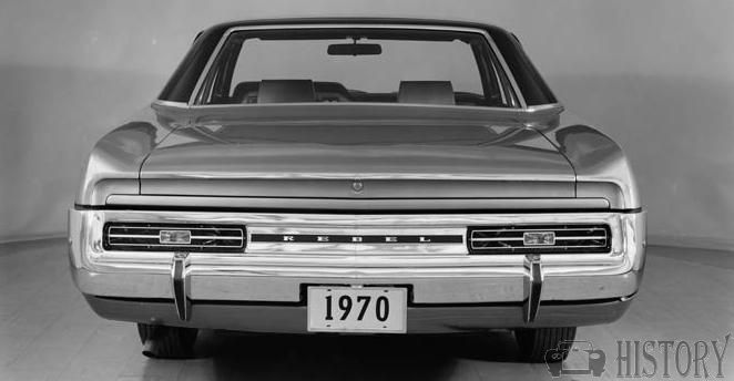 AMC - AMC Rebel (1967-1970)