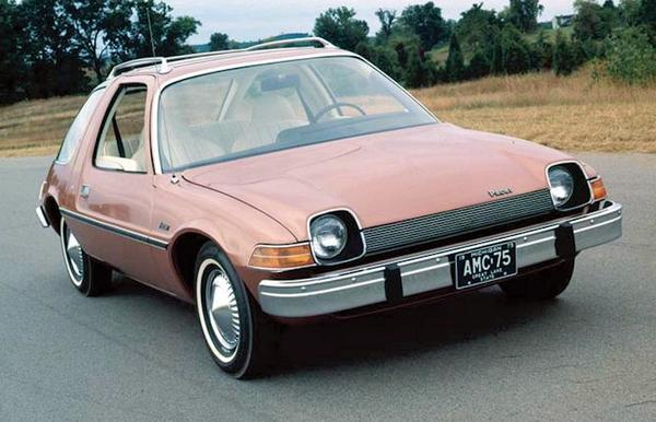 AMC Pacer car history