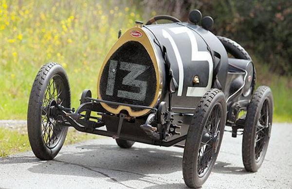 Bugatti Bugatti Type 13 17 22 23 1910 1920