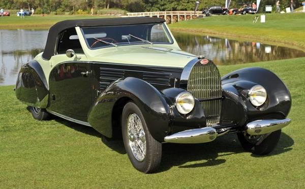 Bugatti Bugatti Type 57 1934 1940