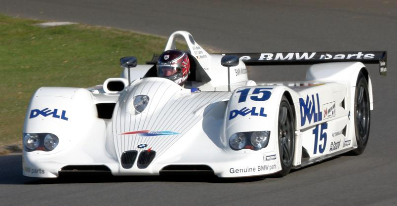 BMW V12 LMR Race car
