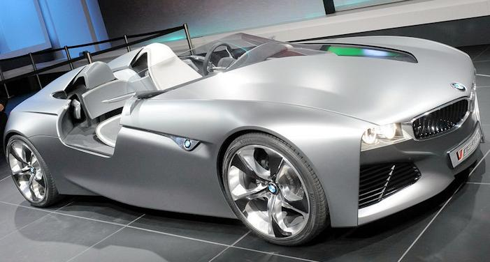 Bmw Bmw Vision Connecteddrive Concept 2011 - How Much Is Bmw ...