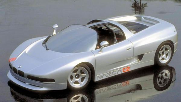 1993 Italdesign BMW Nazca C2 spidet concept car