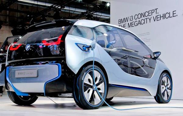BMW i3 concept and history