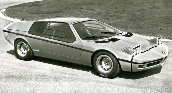 BMW Turbo concept car from 1972
