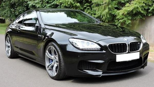 BMW M6 Third generation range