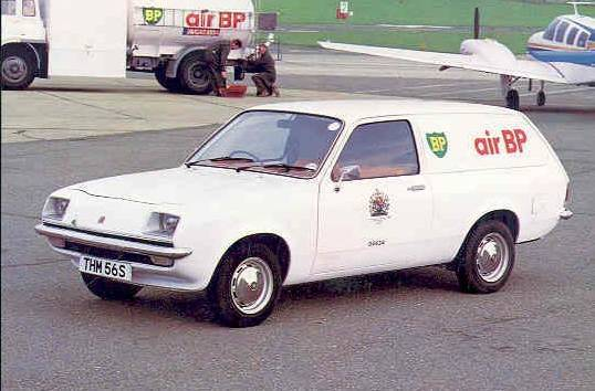 Bedford-Chevanne-BP-van
