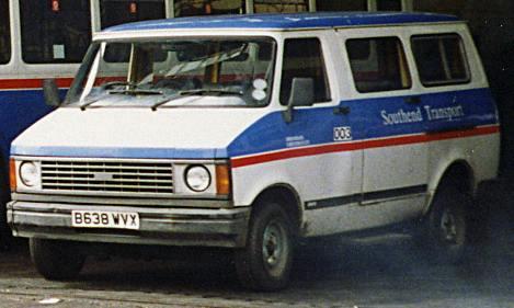 a37c670e11 Bedford - Bedford CF Series 2 (1984-1088)