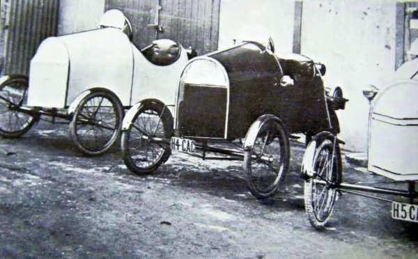 Britain Cambro 1920 1921