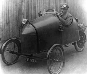 Britain Cambro 1920