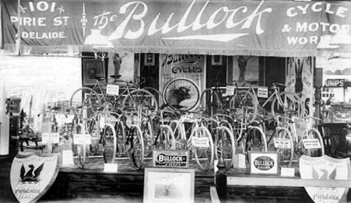 Bullock Cycle & Motor Works Australian car manufacturers