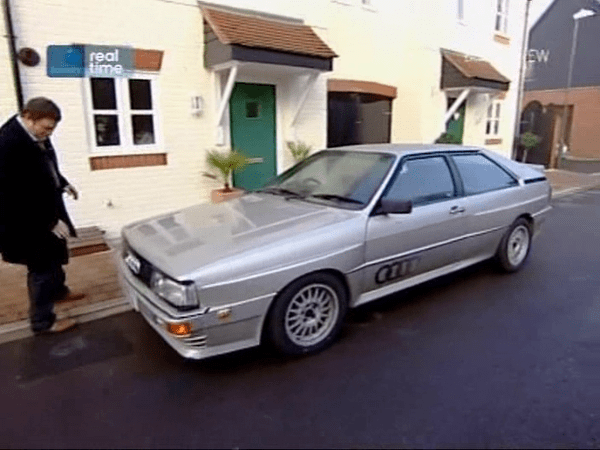 wheeler dealers Audi Quattro from series 6