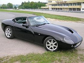 TVR Griffith (1991-2002) MCH