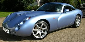TVR Tuscan Speed 6 (1999-2006) mch