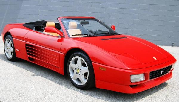 Ferrari Ferrari 348 19891995