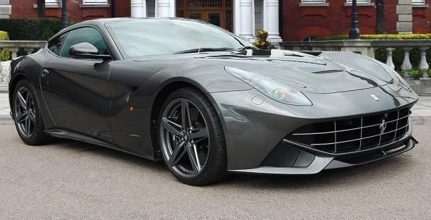Ferrari F12 Berlinetta car range