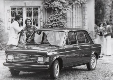 Fiat Fiat 128 1969 1985