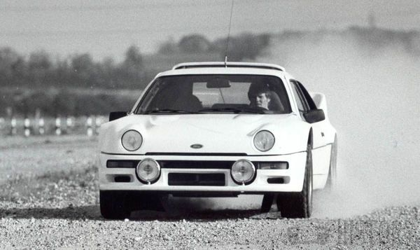 The Ford RS200