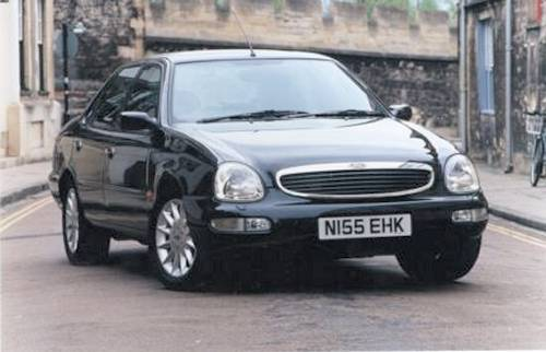 Ford Scorpio Second generation car