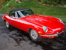 Jaguar E-Type Series 2 (1968–1971)