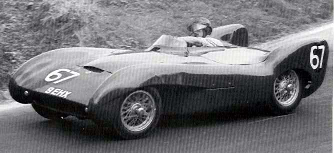 Lotus Mark IX (1954-1955)