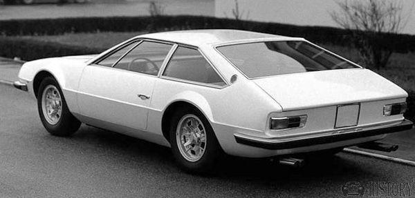 Lamborghini Lamborghini Jarama 1970 1976
